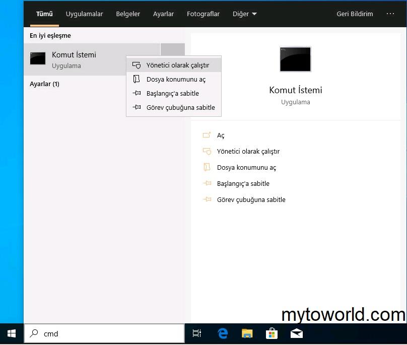 windows-10-denetim-masasi-ogeleri-komutlari
