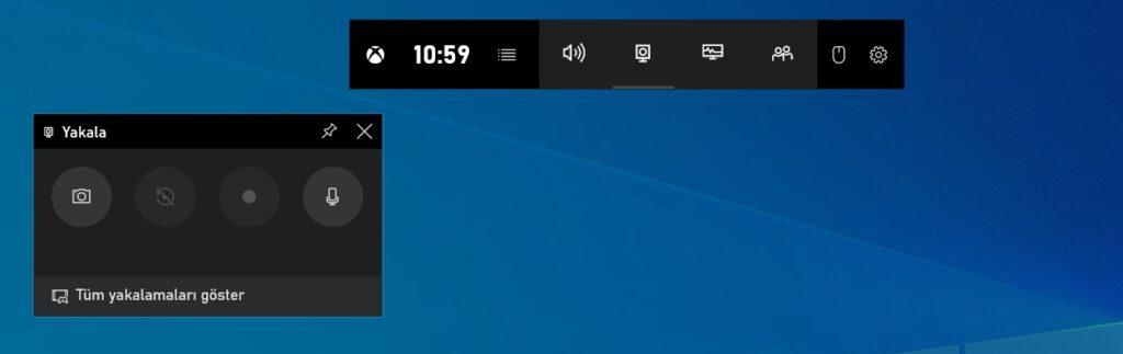Windows 10'da Ekran Görüntüsü Nasıl Alınır?