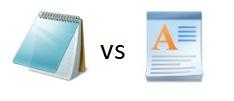 Notepad ile WordPad Arasındaki Farklar Nelerdir?