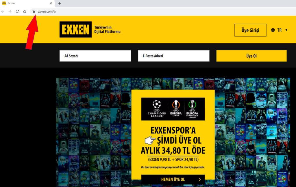 exxen-tv-televizyonda-nasil-izlenir